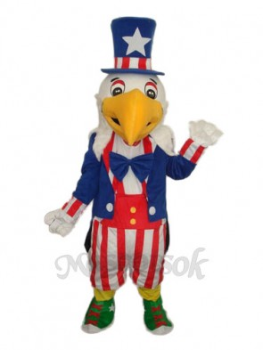 American Eagle Mascot Adult Costume