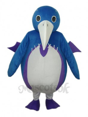 Bachelor Eagle Mascot Adult Costume