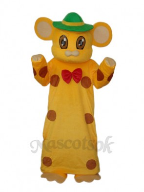 Library Hang Mice Mascot Adult Costume