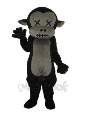 Revised Mr.Jump Monkey Mascot Adult Costume