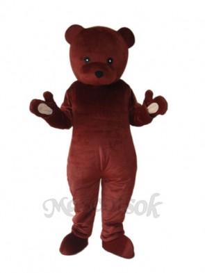 Cook Brown Bear Mascot Adult Costume