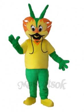 Little Dragon Mascot Adult Costume