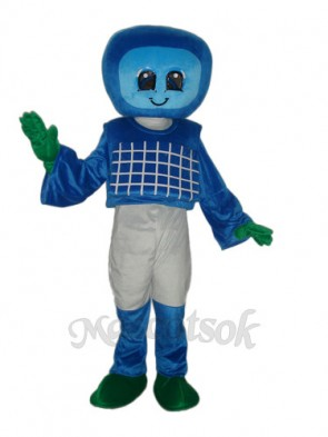 Computer Baby Mascot Adult Costume
