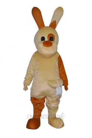 Brown loyal dog mascot costumes