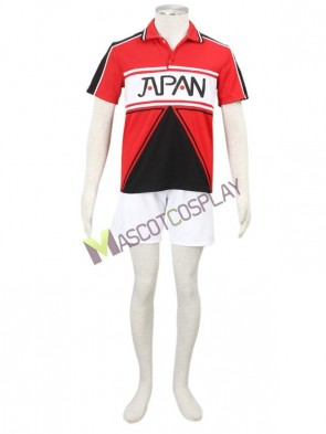 Two-Tone School Uniform Fashion The Prince Of Tennis Cosplay Costume
