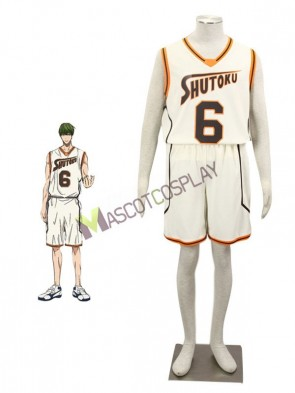 Cool Kuroko No Basketball Midorima Shintaro Cosplay Costume