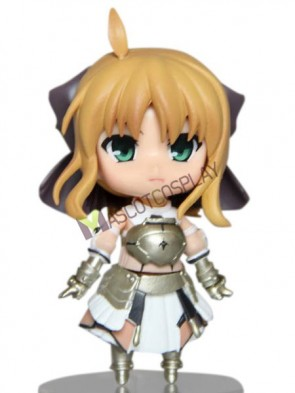 Fate Saber Lily PVC Anime Action Figure