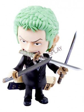 One Piece Roronoa Zoro PVC Anime Action Figure