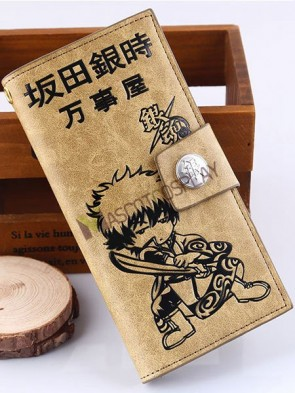 Gintama Cosplay Wallet