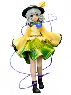 Touhou Project Komeiji Koishi Cool Cosplay Props