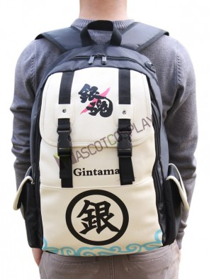 Gintama Anime PU Backpacks
