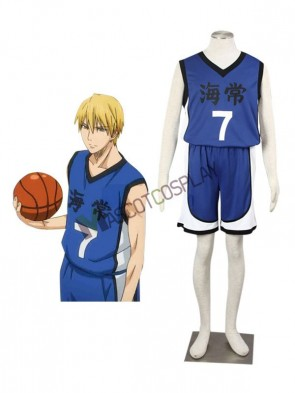 Great Kuroko No Basketball /Kise Ryota Cosplay Costume