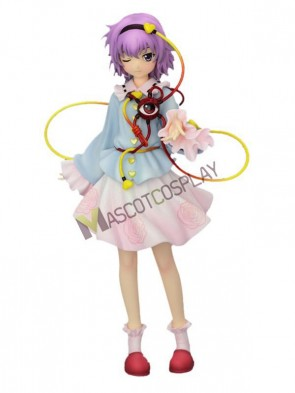 Touhou Project Komeiji Satori Fashion Cosplay Props