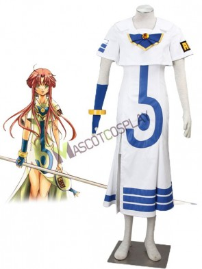Smart Akari Mizunashi Fashion ARIA Cosplay Costume