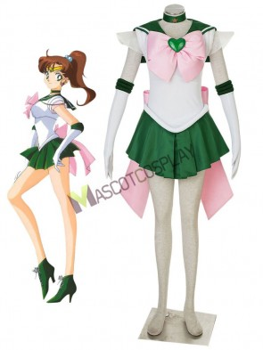 Fantastic Sailor Moon Sailor Jupiter Cosplay Jumper