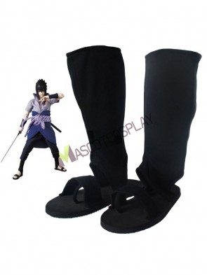 Naruto Uchiha Itachi Cosplay Shoes