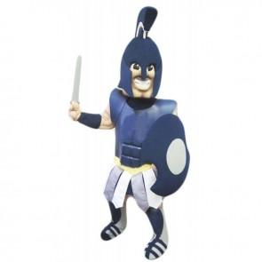 Happy Spartan Titan Trojan Mascot Costume