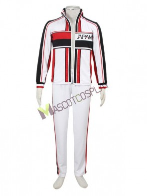 Trendy School Uniform Fashion The Prince Of Tennis Cosplay Costume