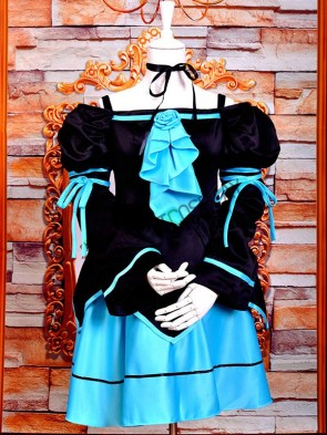 Cute VOCALOID Hatsune Miku Cosplay Costume