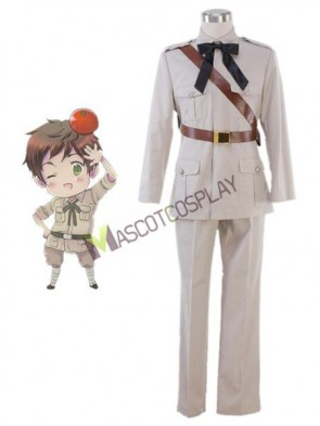Axis Powers Hetalia Spain Suit 65% Cotton 35% Polyester Cosplay Costume