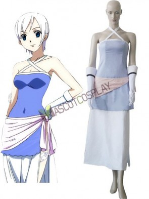 Fairy Tail Adult Lisanna Cosplay Costume