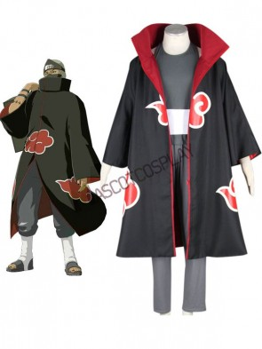 Naruto Kakuzu Anime Cosplay Costume