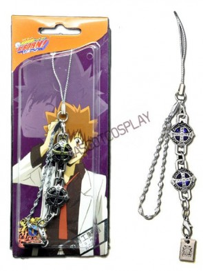 Katekyo Hitman Reborn Alloy Anime Cell Phone Charm