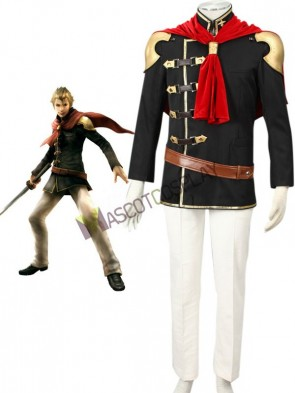 Final Fantasy Type-0 Suzaku Peristylium Class Zero NO.11 Jack Cosplay Costume