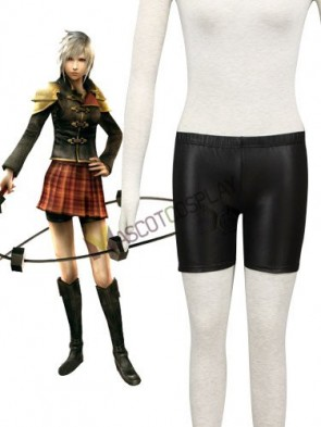 Final Fantasy Type-0 Suzaku Peristylium Class Zero NO.7 Seven Cosplay Costume