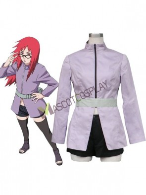 Naruto Karin Anime Cosplay Costume