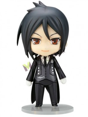 Black Butler Sebastian Michaelis Vinyl PVC Anime Action Figure