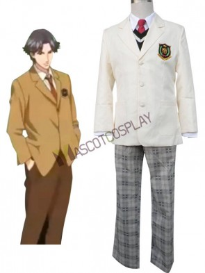 The Prince Of Tennis Hyotei School Uniform