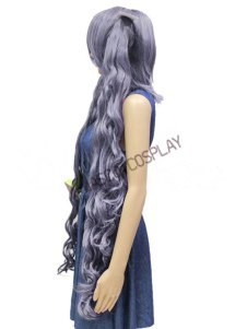 Black Butler Ciel Phantomhive Female Edition 110cm Cosplay Wig