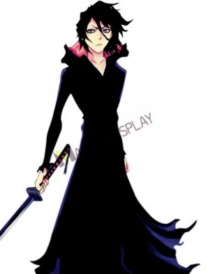 Bleach Tensa Zangetsu Cosplay Costume