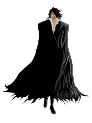 Bleach Zangetsu Cotton Polyester Cosplay Costume