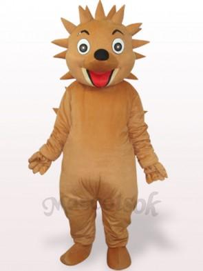Hedgehog Plush Adult Mascot Costum