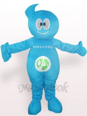 Cleaner Doll Plush Adult Mascot Costume