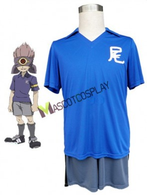 Cool Inazuma Eleven Middle School Football Boys Trikot Cosplay Costume