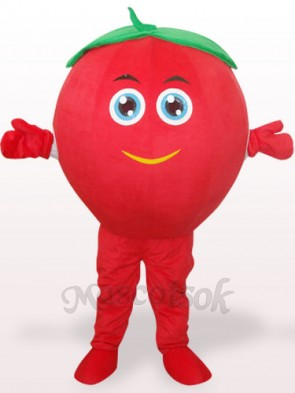Cute Tomato Plush Adult Mascot Costume