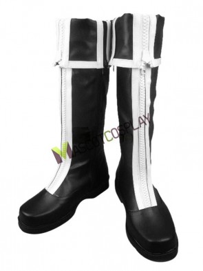 D Gray Man Allen Walker Cosplay Boots