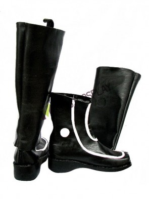D.Gray-Man Miranda Lot Imitated Leather Cosplay Shoes
