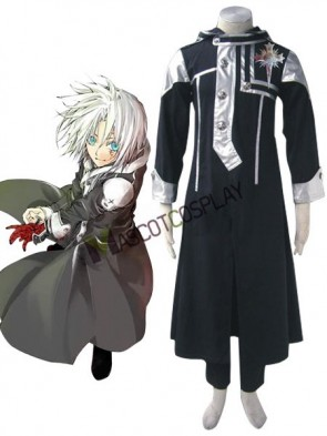 D.Gray-man Cosplay Costume