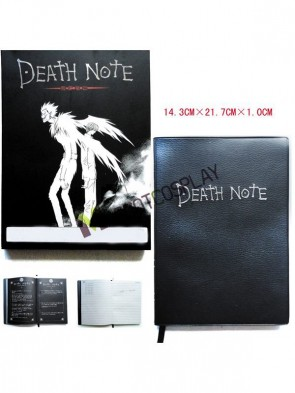 Death Note Cosplay Note Book