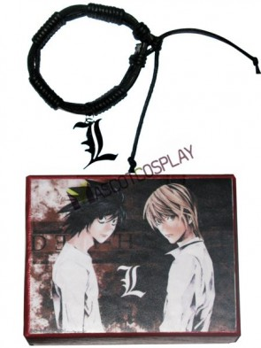 Death Note Cosplay Wristband