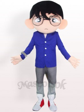 Detective Conan Adult Plush Mascot Costume