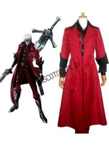 Devil May Cry Cosplay Costume