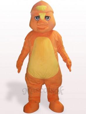 Dinosaur Plush Adult Mascot Costume