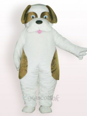 Dog Adult Plush Mascot Costume