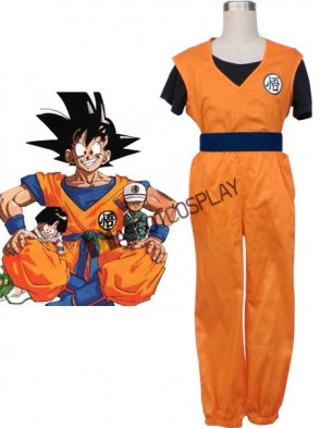 Dragonball Kakarotto Cosplay Costume