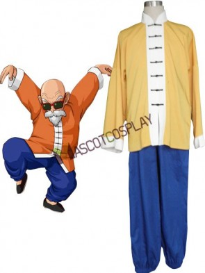 Dragon Ball Kame Sennin 65% Cotton 35% Terylene Cosplay Costume